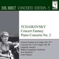 TCHAIKOVSKY: Concert Fantasia; Piano Concerto No. 2