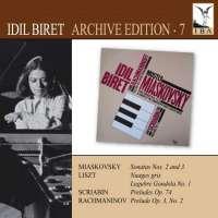 MYASKOVSKY: Piano Sonatas Nos. 2 and 3 / SCRIABIN: 5 Preludes / LISZT: La lugubre gondola