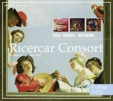 Bach/Handel/Weckmann: Ricercar Consort