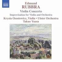 RUBBRA: Violin Concerto