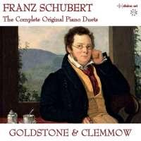 Schubert: Complete Original Piano Duets