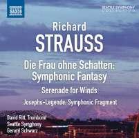 STRAUSS Richard: Symphonic Fantasy on Die Frau ohne Schatten