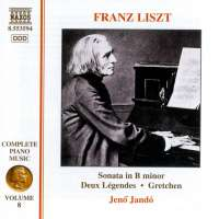 LISZT: Piano Music vol. 8