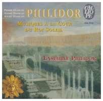 Musiques a la Cour du Roi Soleil