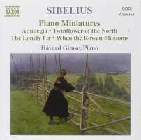 SIBELIUS: Piano miniatures vol. 4