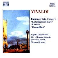 Vivaldi: Famous Flute Concerti