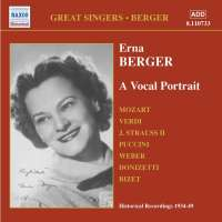 Erna Berger - A Vocal Portrait