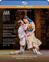 Concerto; Enigma Variations; Raymonda Act III