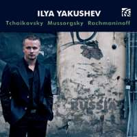 Tchaikovsky/Mussorgsky/Rachmaninov: Piano Music