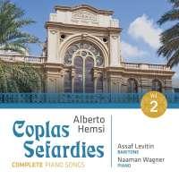 Hemsi: Coplas Sefardies Vol. 2, Complete Piano Songs