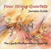Krcek: Four String Quartets