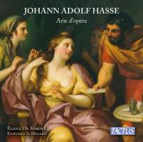 Hasse: Opera Arias