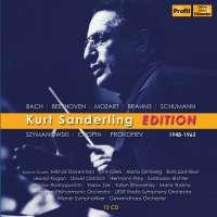 Kurt Sanderling Edition - Bach; Beethoven; Mozart; Brahms; Schumann; Szymanowski; Chopin; Prokofiev