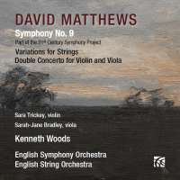 Matthews: Symphony No. 9; Variations for Strings