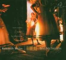 Rameau: Opera and ballet transcriptions