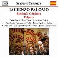 Palomo: Sinfonia Cordoba; Fulgores