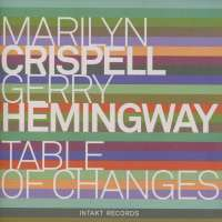 Marilyn Crispell: Table of Changes
