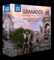 Granados: Orchestral Works