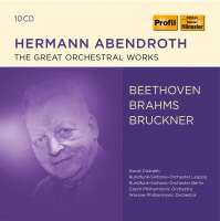 Hermann Abendroth - The Great Orchestral Works