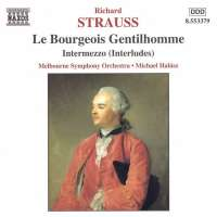 STRAUSS R.: Le Bourgeois Gentile