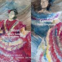Bizet & Gounod: Carmen Suite; Symphonies