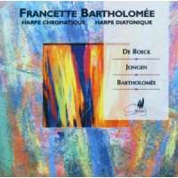 Boeck / Jongen / Bartholomee: Harp Recital