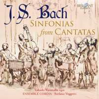Bach: Sinfonias from Cantatas