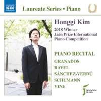 Honggi Kim Piano Laureate Recital
