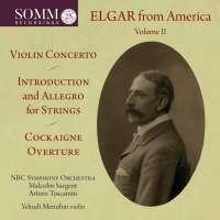 Elgar from America, Volume II