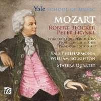 Mozart: Piano Concertos K 413 & K 488; Concerto for two pianos