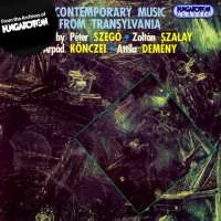 Contemporary Music from Transylvania
