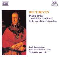 """Beeethoven: Piano Trios, """"Ghost"""" and """"Archduke"""""""