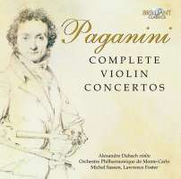 Paganini: Violin Concertos (Complete)