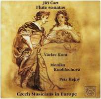 Cart: Flute sonatas