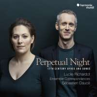 Perpetual Night - 17th Century English Ayres and Songs