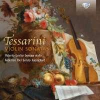 Tessarini: Violin Sonatas