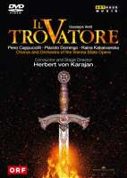 Verdi: Il trovatore;  Vienna State Opera, 1978 WYCOFANY