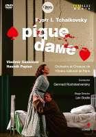 WYCOFANY  Tchaikovsky: Pique dame