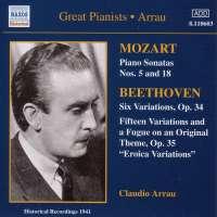 Beethoven/Mozart: Piano Recital