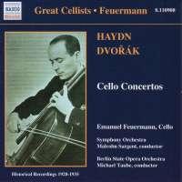 HAYDN; DVORAK: Cello Concertos