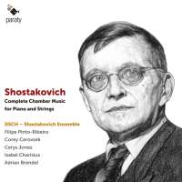 WYCOFANY   Shostakovich: Complete Chamber Music for Piano and Strings