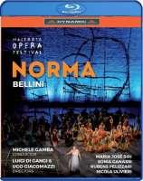 Bellini: Norma; Macerata Opera Festival, 2016