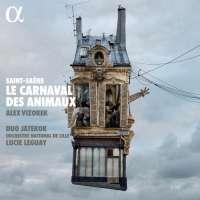 Saint-Saëns: Le carnaval des animaux; Poulenc: Double Concerto