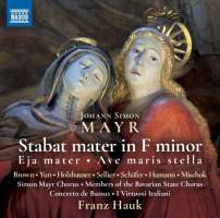 Mayr: Stabat mater in F minor