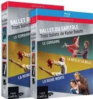 Trois ballets de Kader Belarbi - Le Corsaire; La Bête et la Belle; La Reine morte
