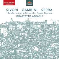 Chamber music in Genoa after Nicolò Paganini