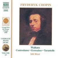 CHOPIN: Piano Music - Waltzes