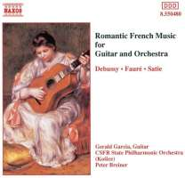 Romantic French Music for Guitar and Orchestra