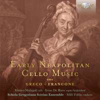 Early Neapolitan Cello Music