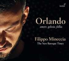 Orlando - amore. gelosia. follia.